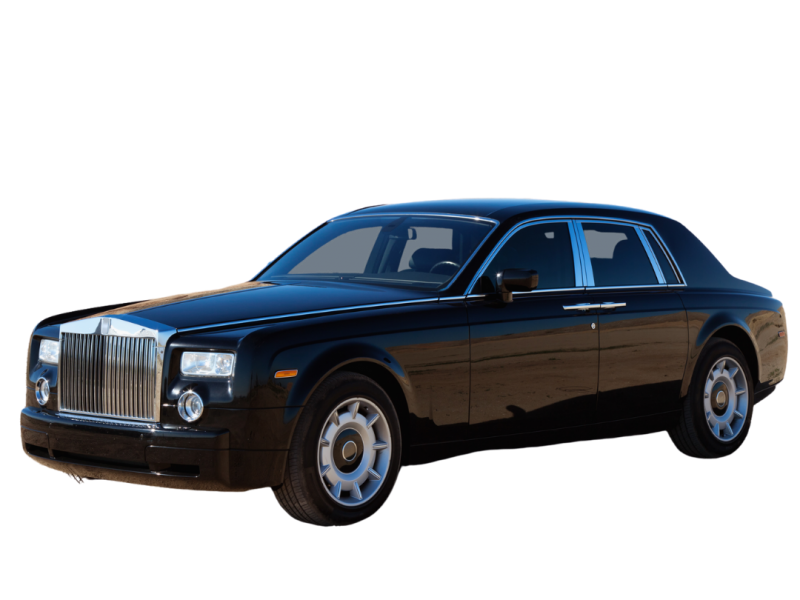 A Luxurious Transportation Service